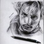Quicksilver Pietro Maximoff (Aaron Taylor-Johnson) by Reyos-Cheney