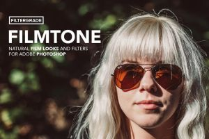 FilmTone - Summer Tone Photoshop Actions Bundle by filtergrade