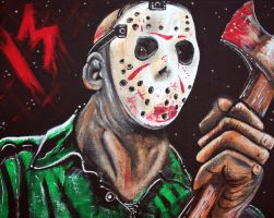 Jason 13 by barbosaart