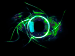 Eye/antisupernova digi art by dman8870