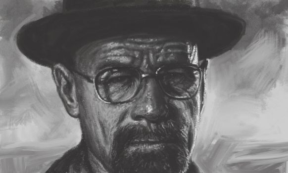 Heisenberg by L-E-M-O-N-TREE