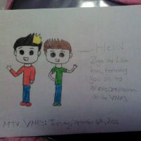 Special Message From Ziam by Spring8015