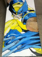 Wolverine Table- Completed by Anya-Noire