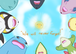 We Will Never Forget~ by tjmoonstudios