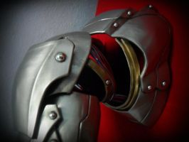 FMA Edward Elric Automail Arm 4 by AsserT-REvenge