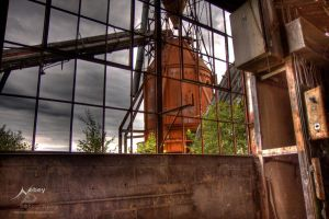 HDR View From the Factory by Nebey