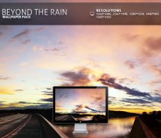 beyond the rain - Wallpaper Pa by PatrickRuegheimer