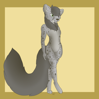 Anthro Rea by Letipup