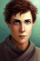 The Silver Eye - Young Bhatair by LauraHollingsworth