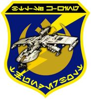 Thunderbolt Flight Insignia by viperaviator
