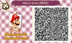 Mario Bros (MMZ) design by Xabring
