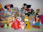 Disney Plush Collection 2012 by kratosisy