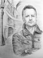 Ryan Robbins as Henry Foss in Sanctuary by antoa315