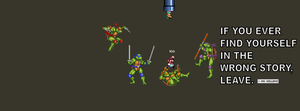 Facebook Tmnt by taewon26