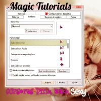 Cursores Pink Black sexy by Aylin by TheMagicTutorials