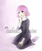 Crona in Pink by TsubakiExplosion