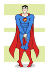 Superman by VioletJimJams
