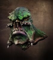 Ogre Zbrush Final Colour by Danwhitedesigns