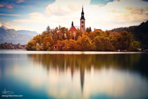 Lake Bled by too-much4you