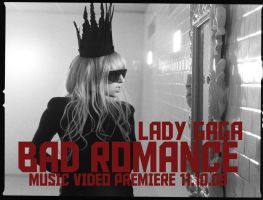 BadRomance video promo by cezuh0425