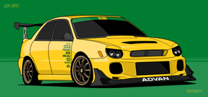 Jun WRX by donbenni