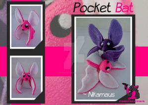 Pocket Bat - Nikamaus by FurryFursuitMaker