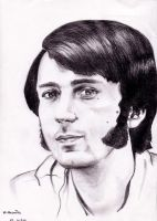 Michael Nesmith by phlufii