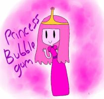 princess bubblegum by MeowTownPolice