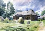 Old Cottage by GreeGW