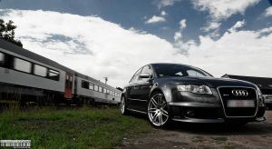 Audi RS4 6 by bekwa