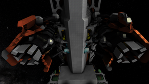 The FireBrand Stage 5: Bow VTOL thrusters by Dimcreaper