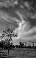 Darker times HDR by ScorpionEntity