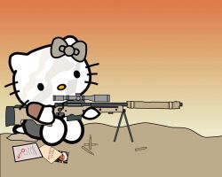 Operation: Enduring Kitty by nonphotoblue