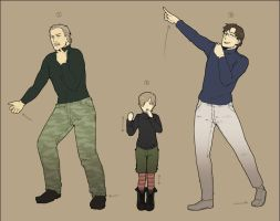How to dance by OtaconFanclub