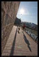 Following The Shadows by Aderet