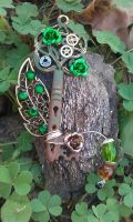 Earth Element Key by ArtByStarlaMoore