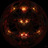 Evil icon -2008 edition- by ghoner