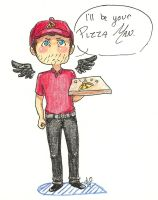 Pizza Man by guardian-angel15