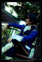 CODE GEASS: agonizing suspense by KoujiAlone