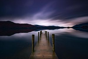 Ashness Jetty by gsphoto
