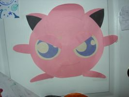 Construction paper jiggly puff by The-Yoshi-Bros