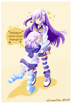 Big Nep Sister. by barky-kun