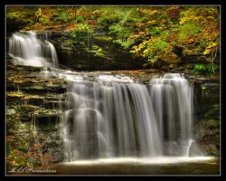 R.B. Ricketts Falls 2 by Dracoart