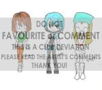 TDI Girl Chibis -with Gwen- by Gwen-Club