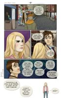 The Non-Deductive Enigma (pg. 12) by LimitBreakComics