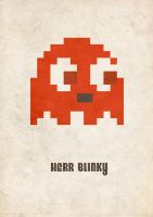 Herr Blinky by pacalin