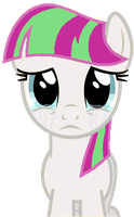 Blossomforth-crying by ABEaly2