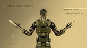 Military augmentation by shatinn