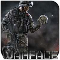 Warface Aicon by griddark