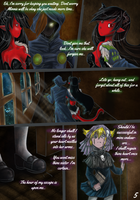 PAGE 5-Grim Tales Fancomic by Mlain